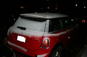 Snowed in Mini